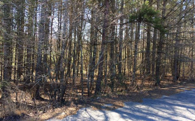 LOT 3 Autumn Hills, Blairsville, GA 30512 (MLS #286077) :: RE/MAX Town & Country