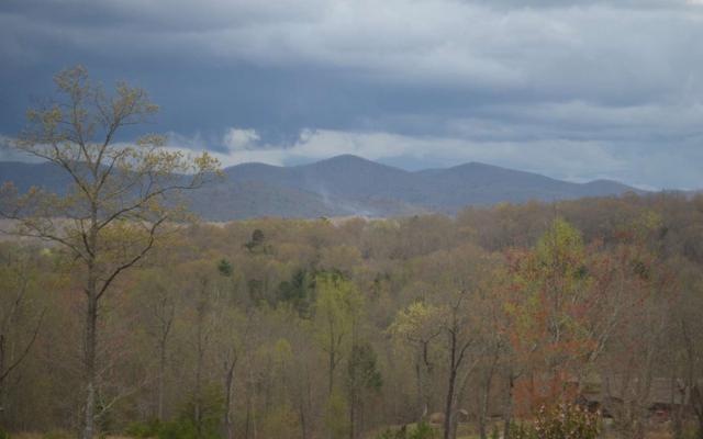 LT 42 Sharptop Settlement, Blairsville, GA 30512 (MLS #286253) :: RE/MAX Town & Country