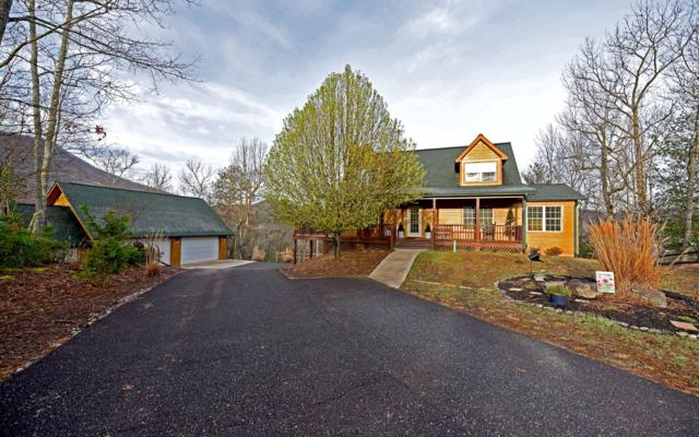 196 The Foothills, Blairsville, GA 30512 (MLS #286258) :: RE/MAX Town & Country