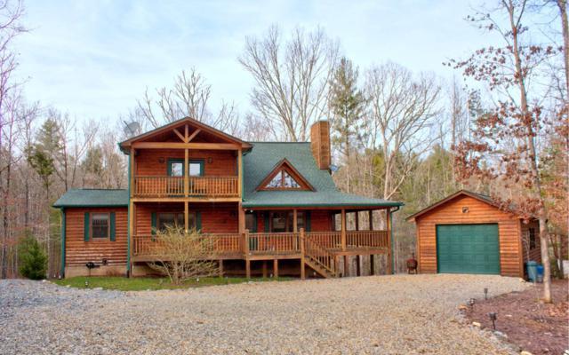 211 Wrought Iron Trail, Morganton, GA 30560 (MLS #286342) :: RE/MAX Town & Country