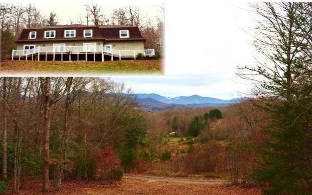 222 Hidden Forest Ln, Hayesville, NC 28904 (MLS #286359) :: RE/MAX Town & Country