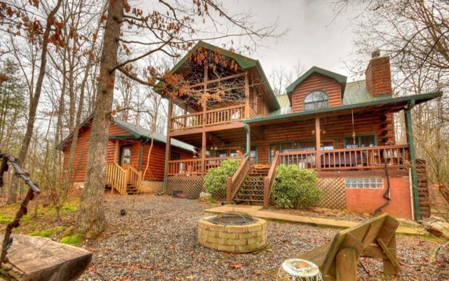 7815 Cutcane Rd, Mineral Bluff, GA 30559 (MLS #286400) :: RE/MAX Town & Country