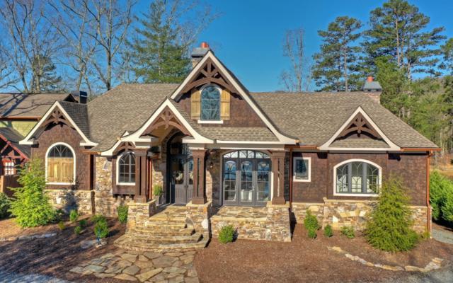 212 Timberlake Trail, Blue Ridge, GA 30513 (MLS #286466) :: RE/MAX Town & Country