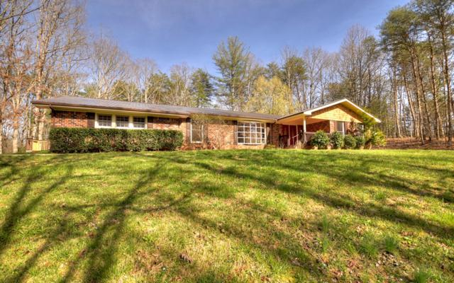 511 Scenic Drive, Blue Ridge, GA 30513 (MLS #286531) :: RE/MAX Town & Country