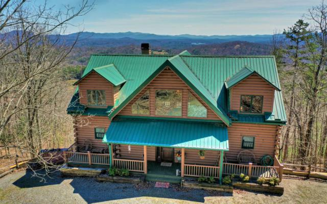 654 Bruce Mountain Rd, Morganton, GA 30560 (MLS #286544) :: RE/MAX Town & Country