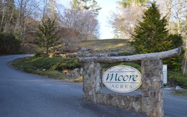 LOT 8 Moore Acres, Hayesville, NC 28904 (MLS #286773) :: RE/MAX Town & Country