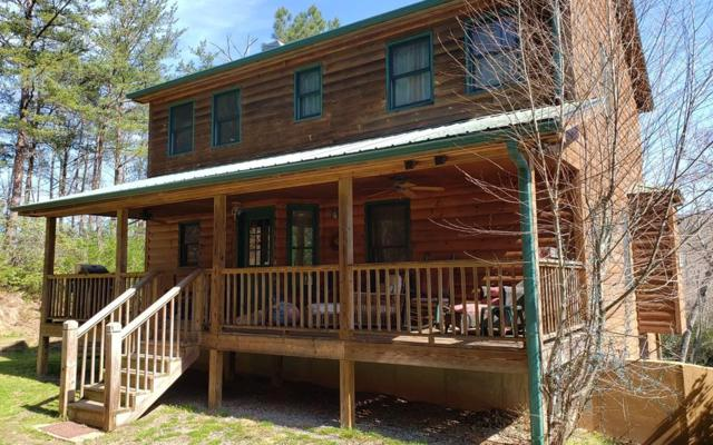 888 Laurel Branch Road, Hayesville, NC 28904 (MLS #287028) :: RE/MAX Town & Country