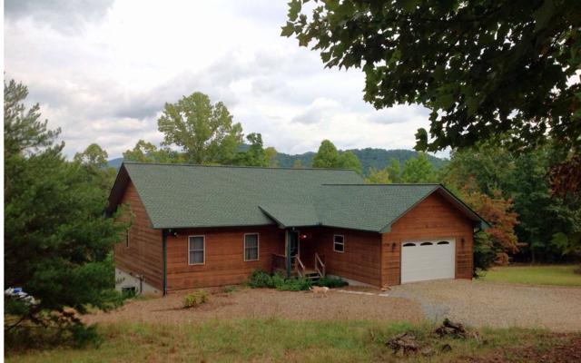 612 Dockery Creek Road, Blairsville, GA 30512 (MLS #287285) :: RE/MAX Town & Country