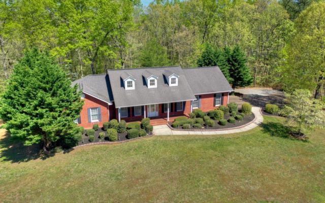 309 Leonard Evans, Ellijay, GA 30540 (MLS #287571) :: RE/MAX Town & Country