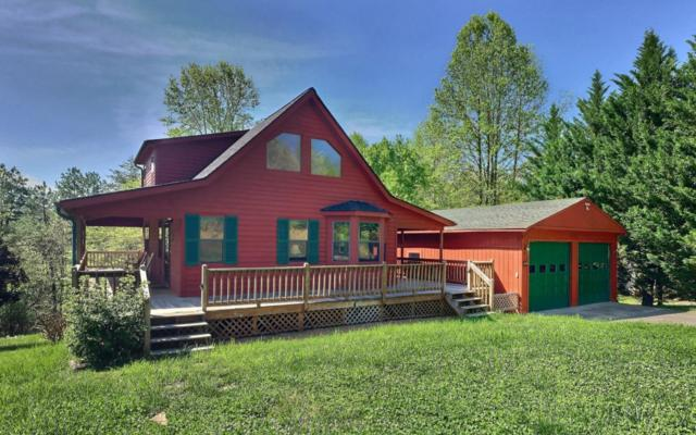 96 Chapman Lane, Blairsville, GA 30512 (MLS #287647) :: RE/MAX Town & Country