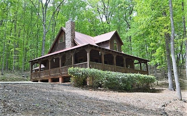 4596 Dogwood Circle, Young Harris, GA 30582 (MLS #287862) :: RE/MAX Town & Country