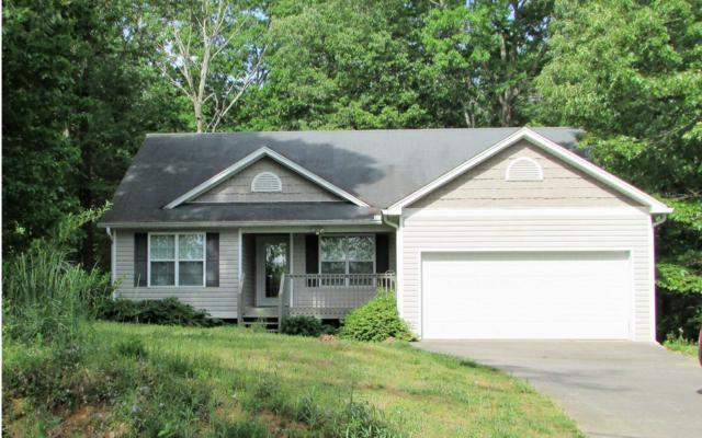 328 Wingate Road, Ellijay, GA 30540 (MLS #288059) :: RE/MAX Town & Country