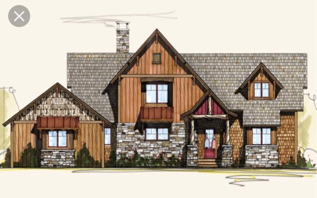 LOT 6 Greystone Trace, Ellijay, GA 30536 (MLS #288232) :: RE/MAX Town & Country