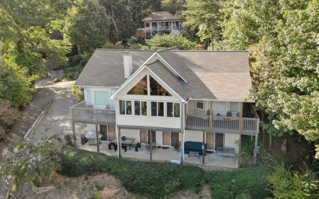 620 Sunnyside Shores Rd., Hiawassee, GA 30546 (MLS #288275) :: RE/MAX Town & Country