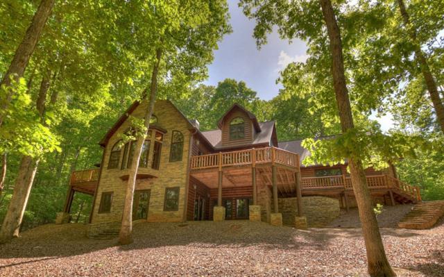 1569 Shady Falls, Blue Ridge, GA 30513 (MLS #288276) :: RE/MAX Town & Country