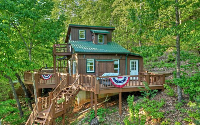 123 Little Amy Creek Trl, Ellijay, GA 30540 (MLS #288383) :: RE/MAX Town & Country