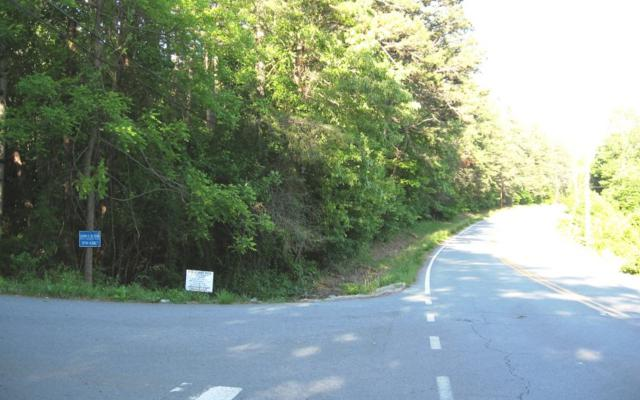 6.68 AC Mineral Bluff Hwy, Mineral Bluff, GA 30559 (MLS #288414) :: RE/MAX Town & Country