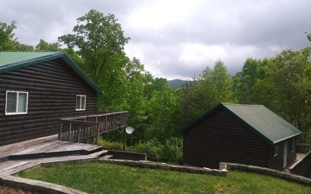 414 Can Town Road, Ellijay, GA 30536 (MLS #288557) :: RE/MAX Town & Country