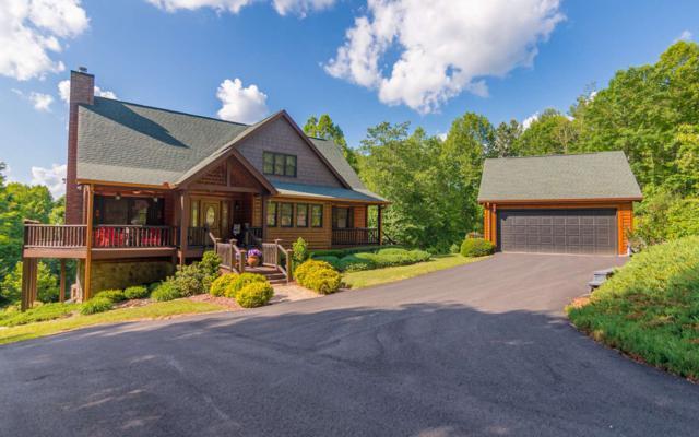 240 Twin Lakes, Blue Ridge, GA 30513 (MLS #288583) :: RE/MAX Town & Country