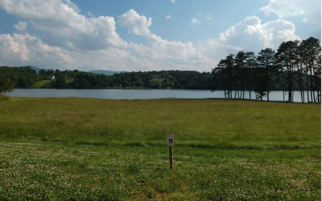 LT 11 The Farm, Blairsville, GA 30512 (MLS #288618) :: RE/MAX Town & Country
