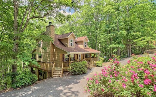 71 Cedar Mtn Trail, Blairsville, GA 30512 (MLS #288682) :: RE/MAX Town & Country