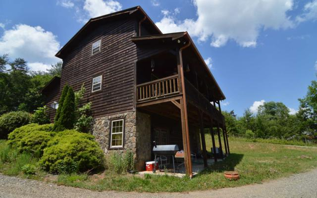 7877 Ivy Log Road, Young Harris, GA 30582 (MLS #288766) :: RE/MAX Town & Country