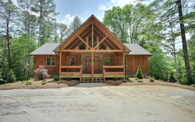 474 Hooch Holler Ln, Morganton, GA 30560 (MLS #288828) :: RE/MAX Town & Country