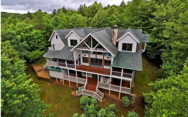 260 Living Water Dr, McCaysville, GA 30555 (MLS #289177) :: RE/MAX Town & Country