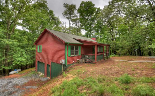 35 Oracle Court, Ellijay, GA 30540 (MLS #289227) :: RE/MAX Town & Country