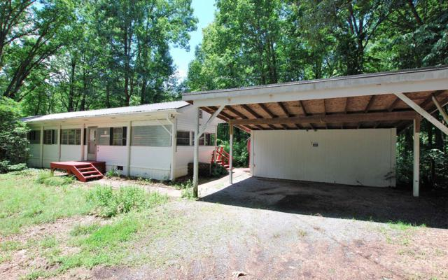 59 Town Mountain Rd, Hayesville, NC 28904 (MLS #289288) :: RE/MAX Town & Country