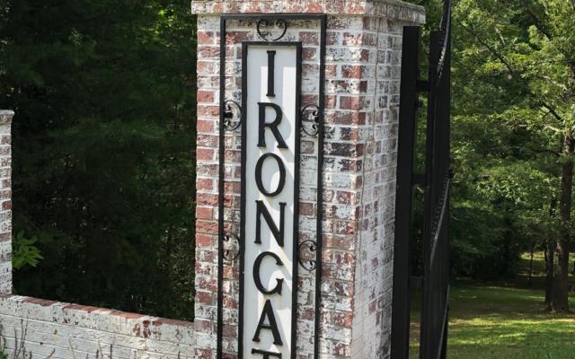LT 35 Iron Gate, Blairsville, GA 30512 (MLS #289458) :: RE/MAX Town & Country