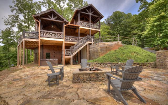 80 Greenridge Overlook, Blue Ridge, GA 30513 (MLS #289731) :: RE/MAX Town & Country