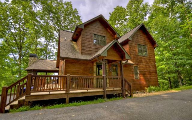 733 Raccoon Road, Blue Ridge, GA 30513 (MLS #289865) :: RE/MAX Town & Country