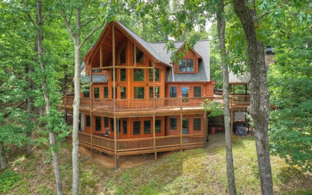 129 Mountain High Trail, Mineral Bluff, GA 30559 (MLS #289960) :: RE/MAX Town & Country