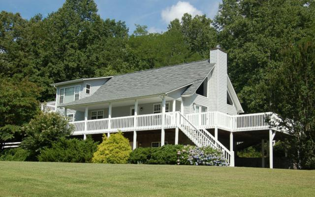 5345 Tusquittee Rd., Hayesville, NC 28904 (MLS #290063) :: RE/MAX Town & Country