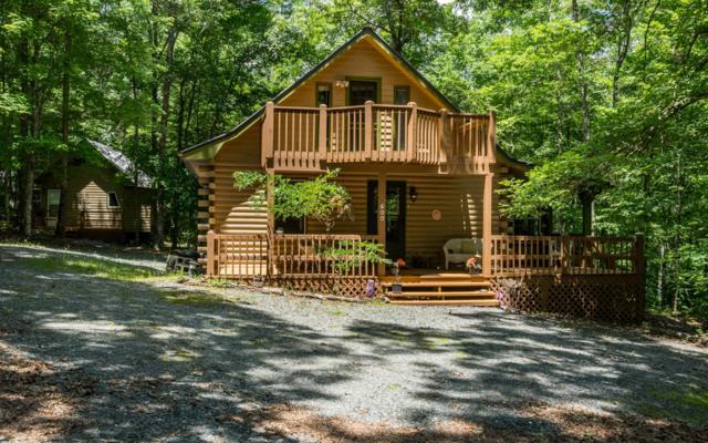 600 Laurel Circle, Blue Ridge, GA 30513 (MLS #290089) :: RE/MAX Town & Country