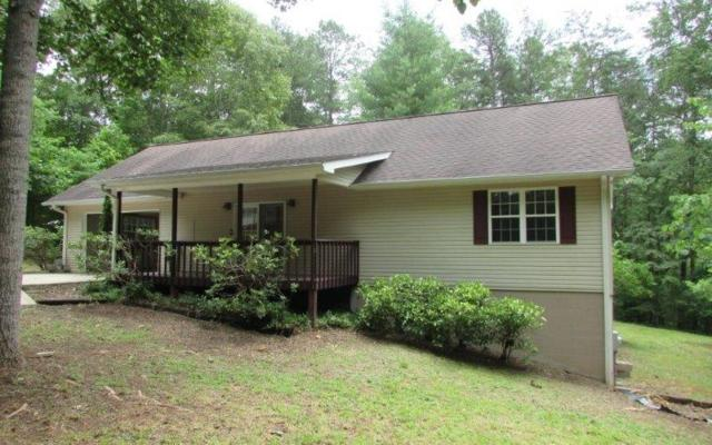 72 Chestatee Drive, Blairsville, GA 30512 (MLS #290091) :: RE/MAX Town & Country
