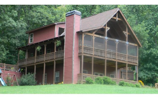 795 Hunter Road, Hayesville, NC 28904 (MLS #290107) :: RE/MAX Town & Country