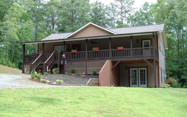 275 Sierra Lane, Blue Ridge, GA 30513 (MLS #290110) :: RE/MAX Town & Country
