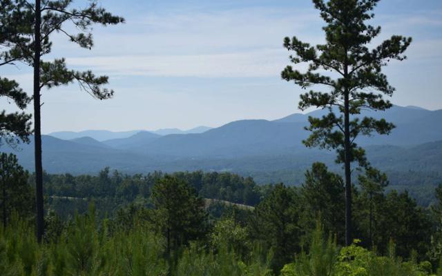 LT 16 Mile High Lane, Blairsville, GA 30512 (MLS #290138) :: RE/MAX Town & Country