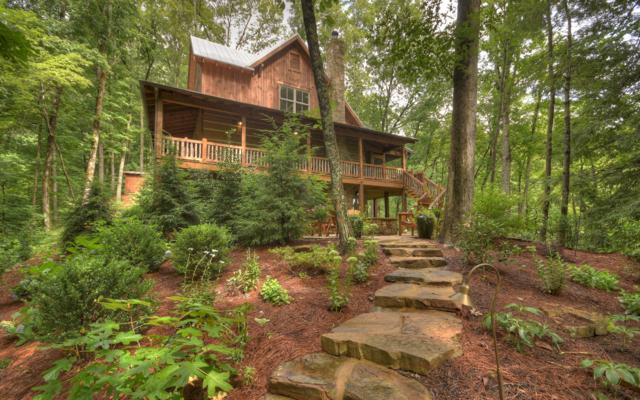 34 Chief Whitetails Rd, Ellijay, GA 30540 (MLS #290187) :: RE/MAX Town & Country