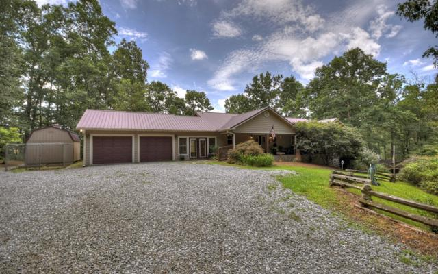 444 Pleasant Oak Trail, Ellijay, GA 30540 (MLS #290265) :: RE/MAX Town & Country
