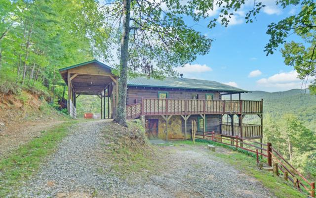 529 Stover Knob Trail, Blue Ridge, GA 30513 (MLS #290284) :: RE/MAX Town & Country