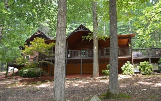 34 Middle Creek Road, Blairsville, GA 30512 (MLS #290676) :: RE/MAX Town & Country