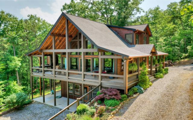 Ridges Over The Lake, Blue Ridge, GA 30513 (MLS #290883) :: RE/MAX Town & Country