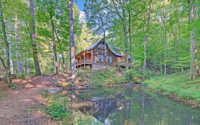 540 Old Mill Rd, Suches, GA 30572 (MLS #291793) :: RE/MAX Town & Country