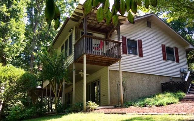91 Chatuge Cove Drive, Hayesville, NC 28904 (MLS #291814) :: RE/MAX Town & Country