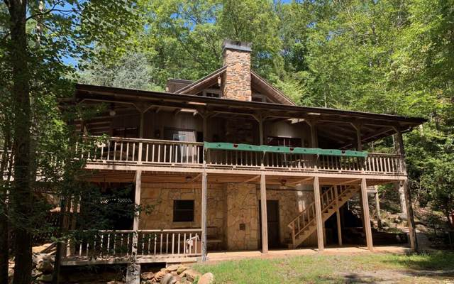199 Peckerwood Road, Hayesville, NC 28904 (MLS #291870) :: RE/MAX Town & Country