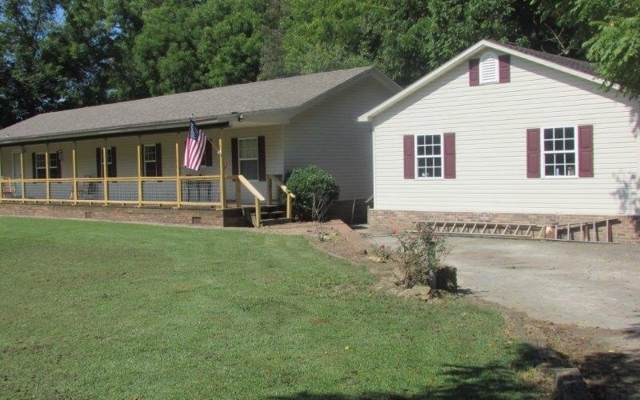 5381 Old Highway 64 East, Hayesville, NC 28904 (MLS #291893) :: RE/MAX Town & Country