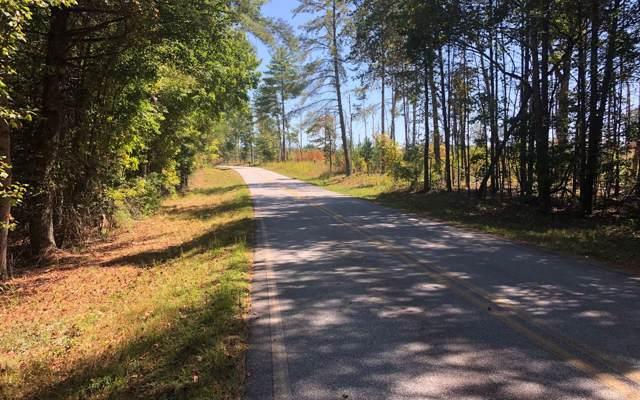 LOT79 Notla Landing, Blairsville, GA 30512 (MLS #291923) :: RE/MAX Town & Country